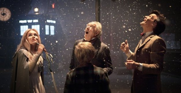 doctor who season 1 episode 102 the christmas invasion script