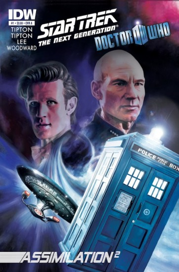 Doctor Who / Star Trek: Assimilation Squared Issue 1 Review