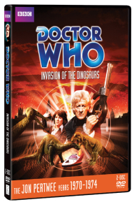 Doctor Who: Invasion of theDinosaurs
