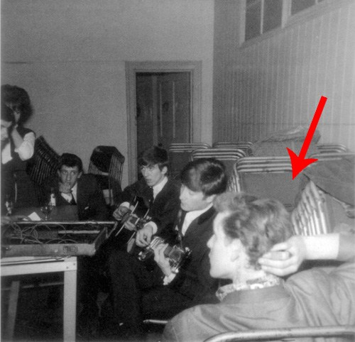 The Eleventh Doctor Met The Beatles Apparently!
