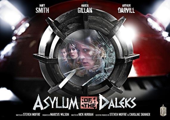 Asylum of theDaleks