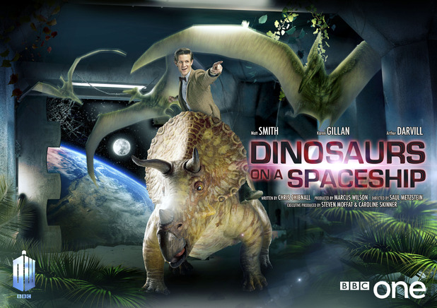 Doctor Who: Dinosaurs on a Spaceship