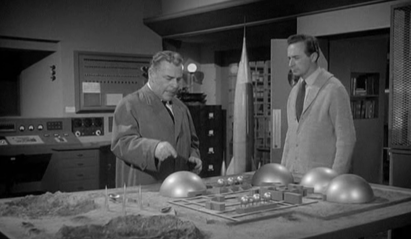 Image result for brian donlevy quatermass