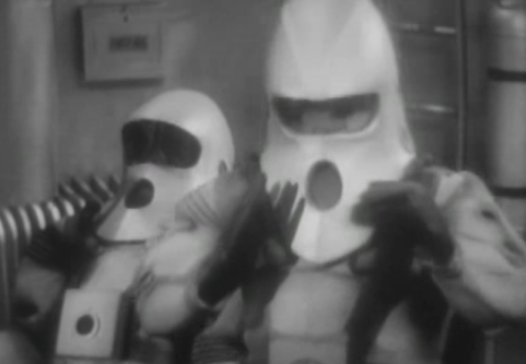 """""""These space suits are a joke right?"""""""