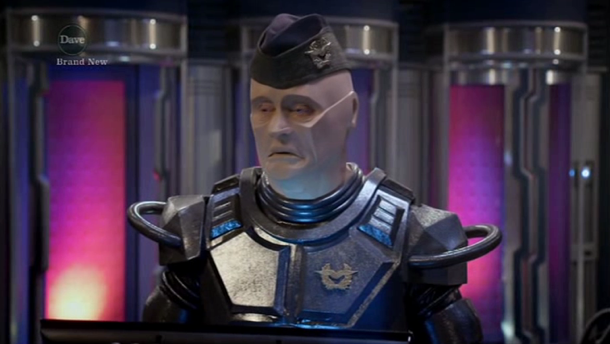 The Best of Red Dwarf Derp Faces (6/6)