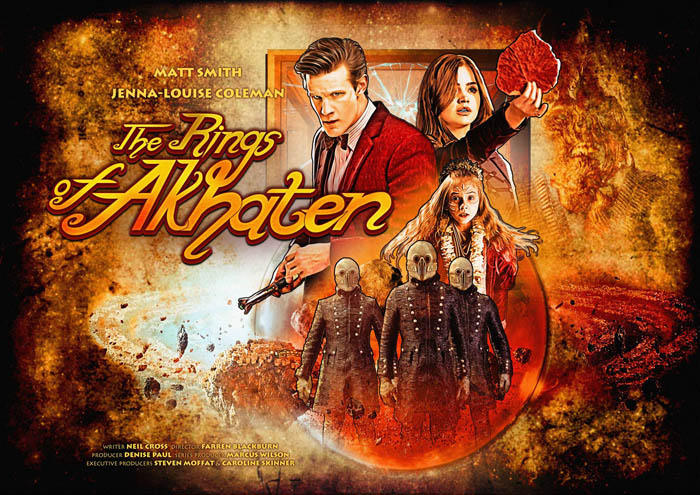 Doctor Who: The Rings of Akhaten (2013)