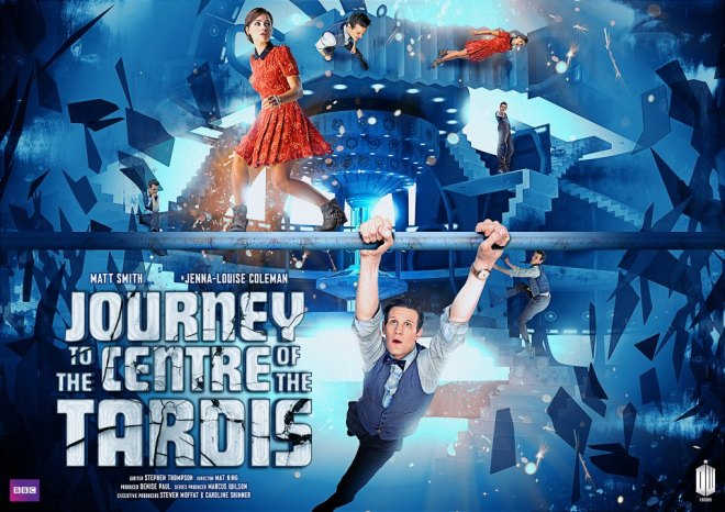 Doctor Who: Journey to the Centre of the Tardis (2013)