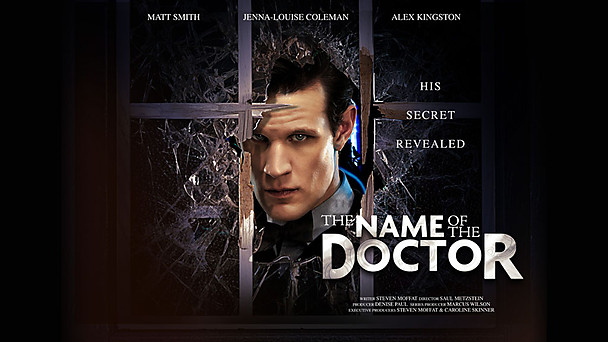 Doctor Who: The Name of the Doctor (2013)