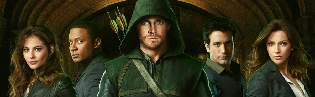 CW's Arrow is filled with Doctor-y Goodness