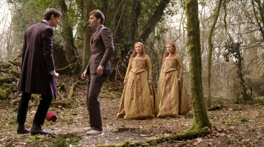 Doctor Who: The Day of the Doctor (2013) 50th Anniversary Special (6/6)