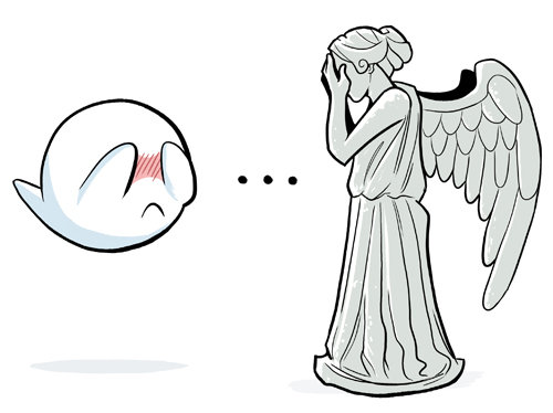 doctor-who-mario-bros-weeping-angel-boo