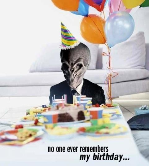Silence Birthday Party