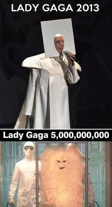 The Monday Meme: Lady GaGassandra?