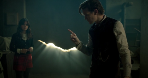 BBC-Time-of-the-doctor-crackin-wall