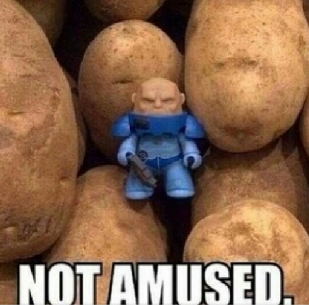 The Monday Meme: Mr. Potato Head