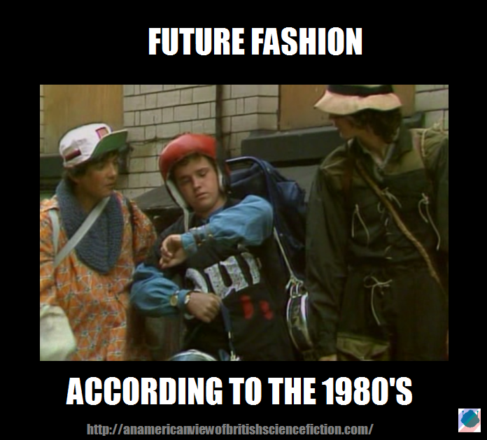 The Monday Meme: Fashion (1/6)