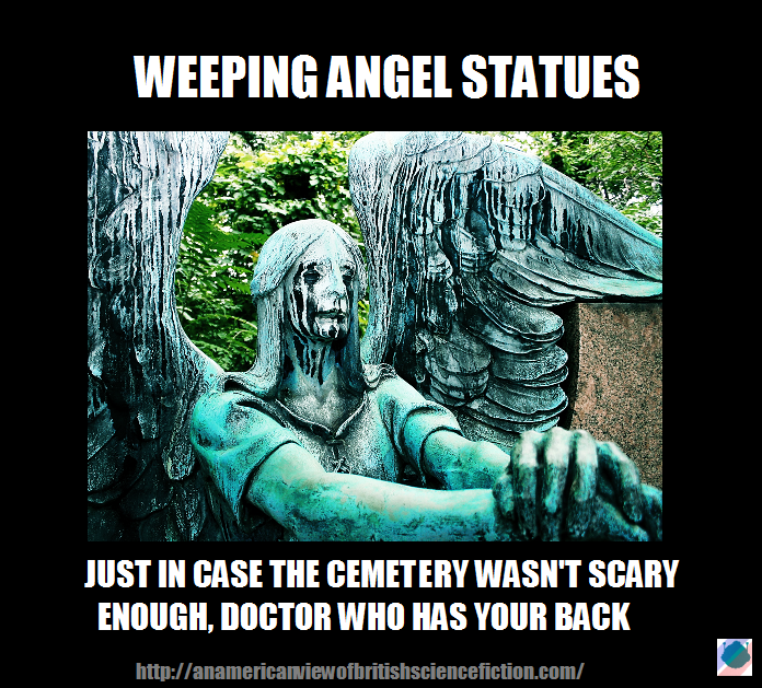 The Monday Meme: Don't Blink (1/6)