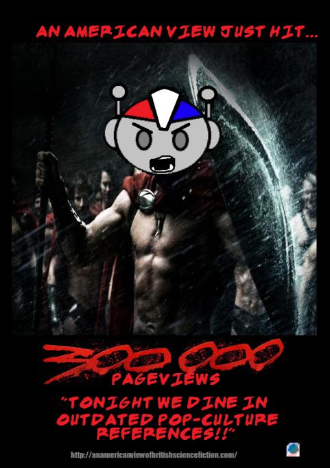 300000 PAGEVIEWS