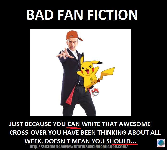 doctor who pokemon meme the monday meme bad fan fiction arcadia pod