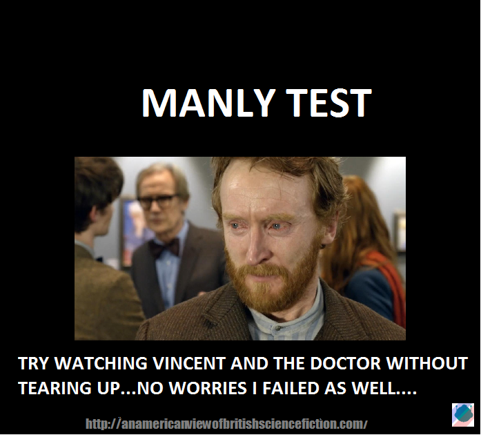 The Monday Meme: Manly Test (1/6)