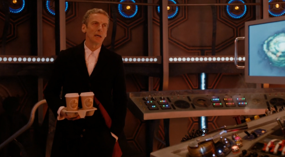 Doctor Who: Into The Dalek (2014) (4/6)