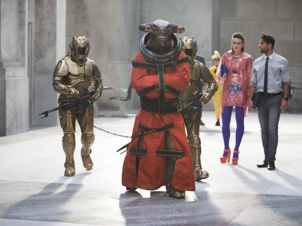 Doctor Who: Time Heist (2014) (4/6)