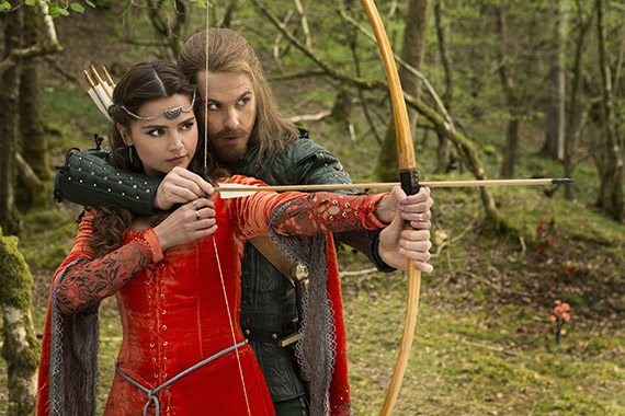 robot-of-sherwood-robin-and-clara