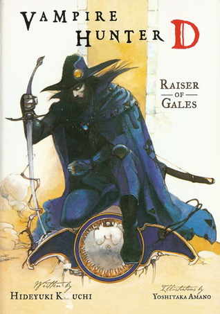 Vampire Hunter D Volume 02: Raiser of Gales (Vampire Hunter D #2)