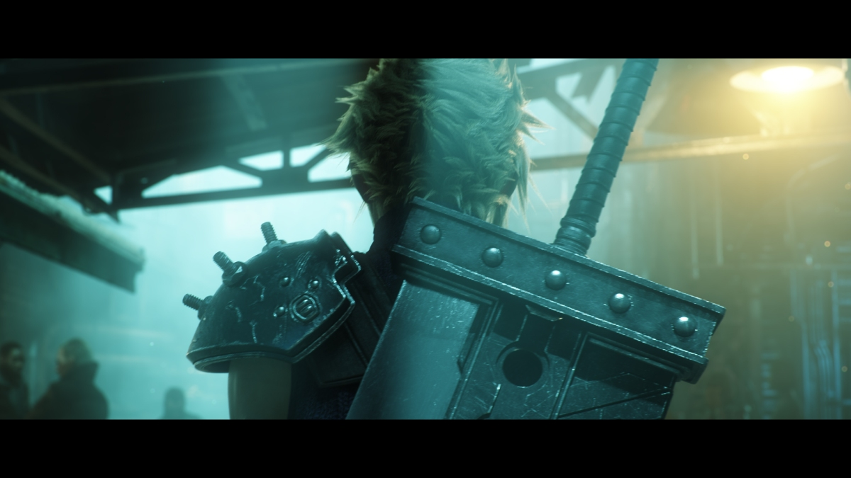 Two new Final Fantasy VII Remake images Revealed at Monaco Anime Game International Conference!