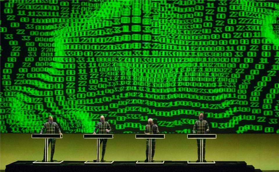 Concert Review – Kraftwerk (2015)