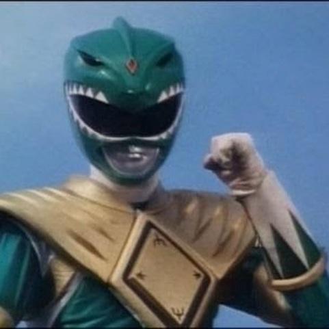green power ranger