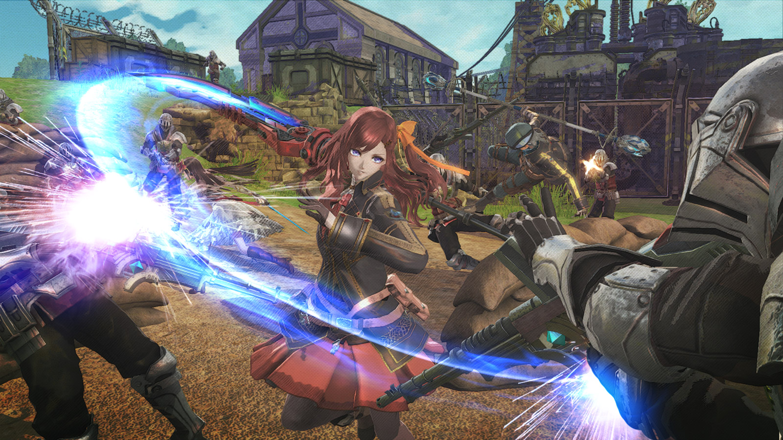Valkyria Revolution looks promising!