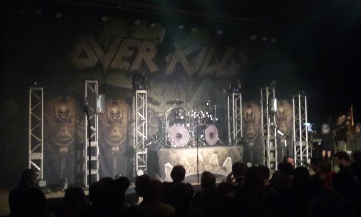 Concert Review: Overkill w/ Nile and Whoracle 2/19/17