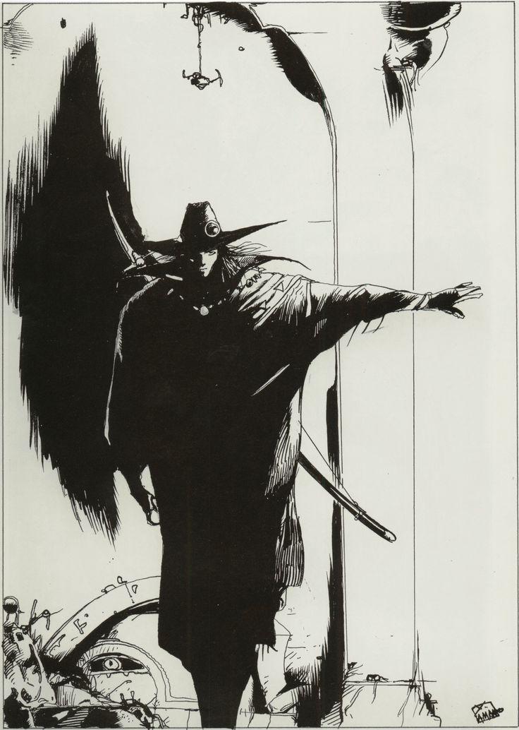Vampire Hunter D(1983)