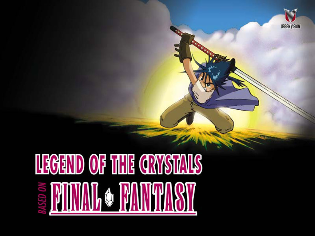 The Grindhouse – Final Fantasy: Legend of the Crystals – A Recap of episode 1