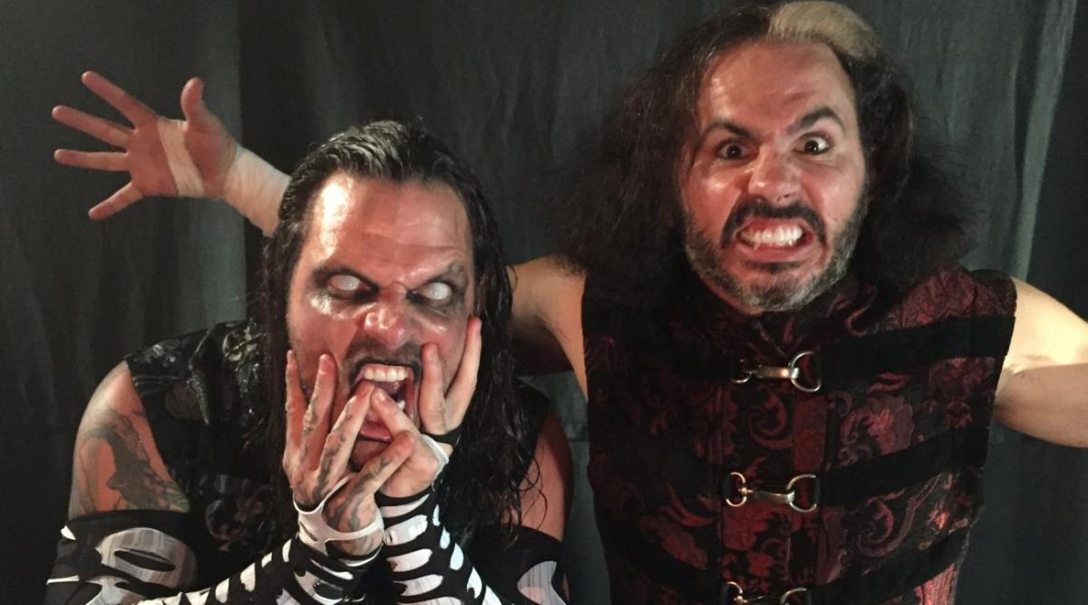 Broken Hardy Brothers leaving TNA – My Thoughts.