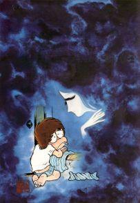lieji matsumoto animage 1977 6