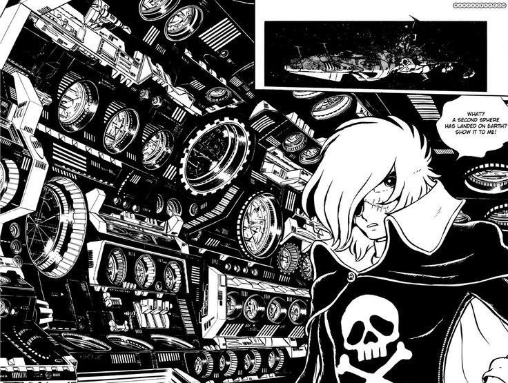 lieji matsumoto animage 1977 8