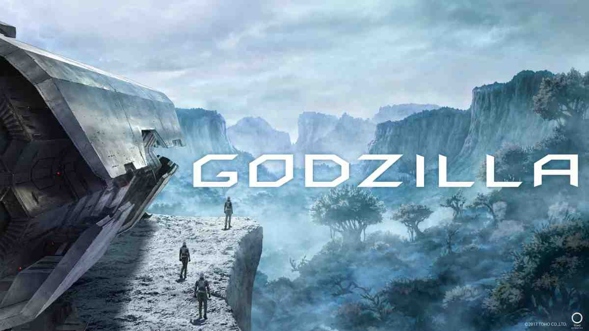 Godzilla: Monster Planet Announced