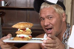 togi makabe food