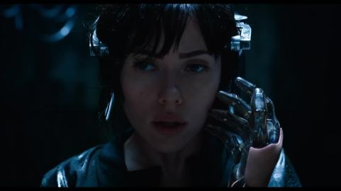 ghost in the shell 2017 2