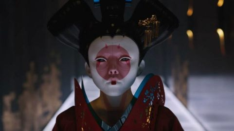 ghost in the shell 2017 3