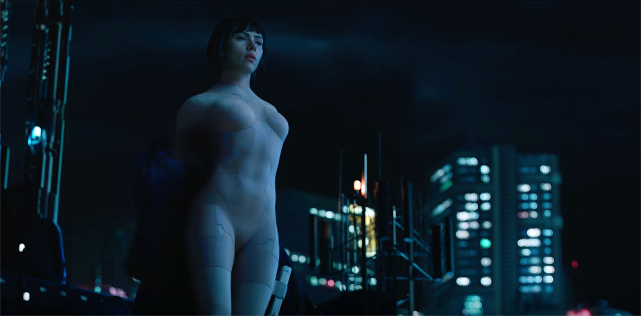 ghost in the shell 2017 4