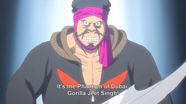 Gorilla Jeet Singh