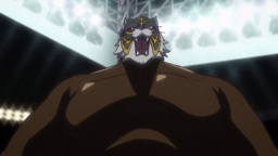 tigermask w tiger the black
