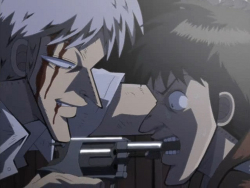 Akagi: The Genius Who Descended Into the Darkness (2005