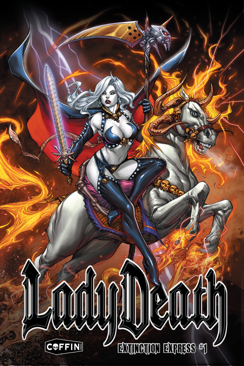Lady Death Extinction Express