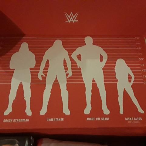 WWE Slam Crate 1