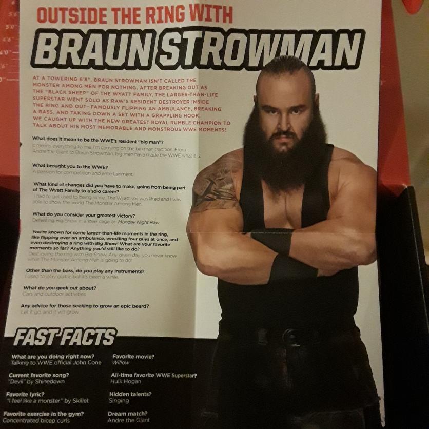 WWE Slame Crate 11