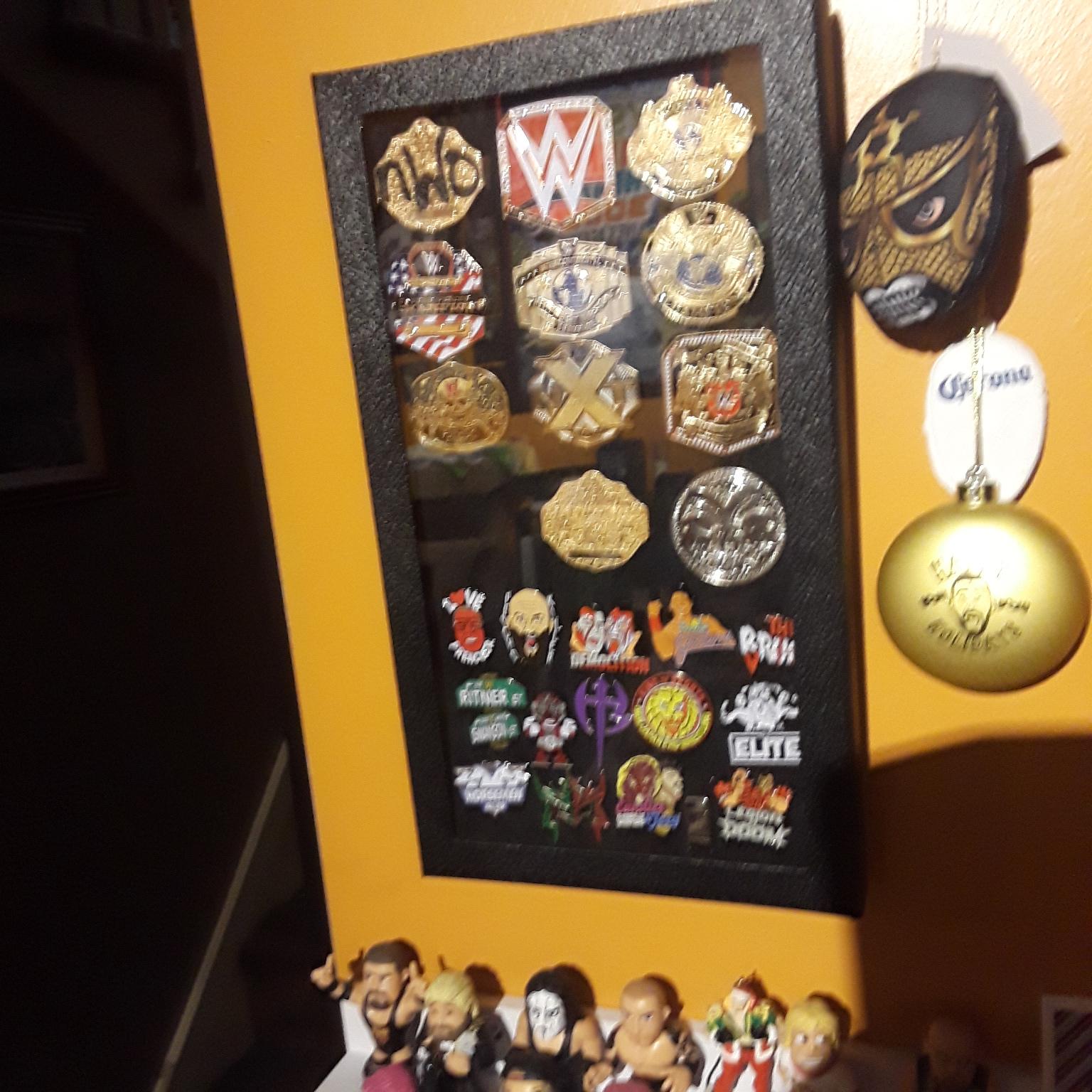 WWE Slame Crate 15